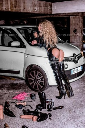 Concettina wannonce escorte girl