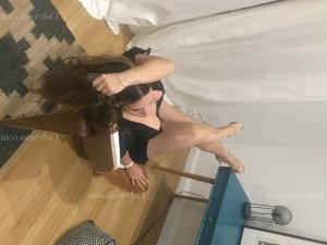 Suliane escorte girl lovesita dans le Tarn